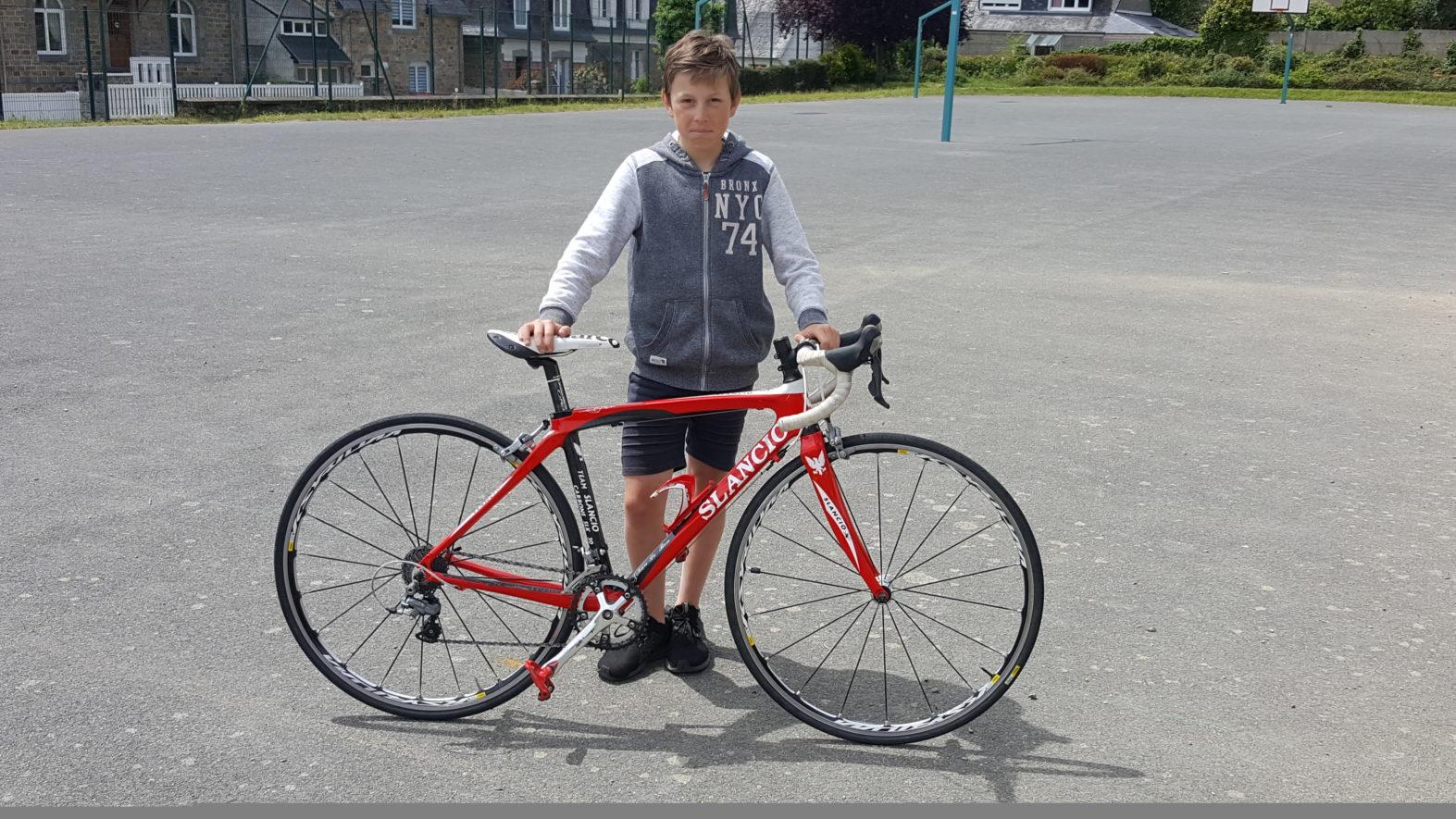 Le vélo, c'est top !