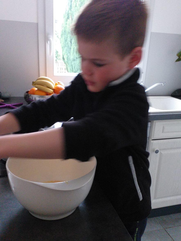 Arno en cuisine