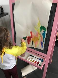 LORELEI en pleine inspiration artistique