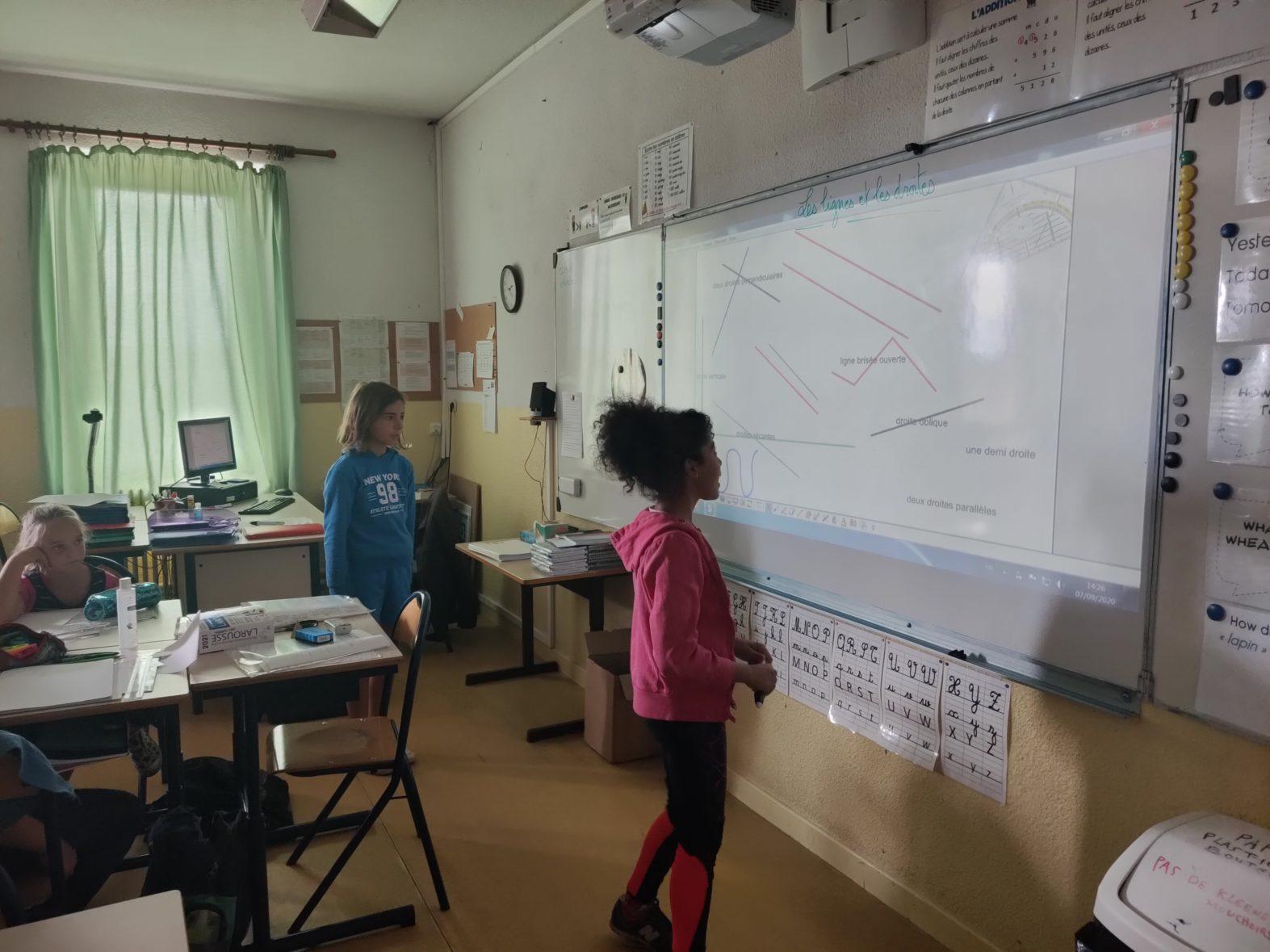Retrouver une posture d'élève et découvrir de nouveaux outils
