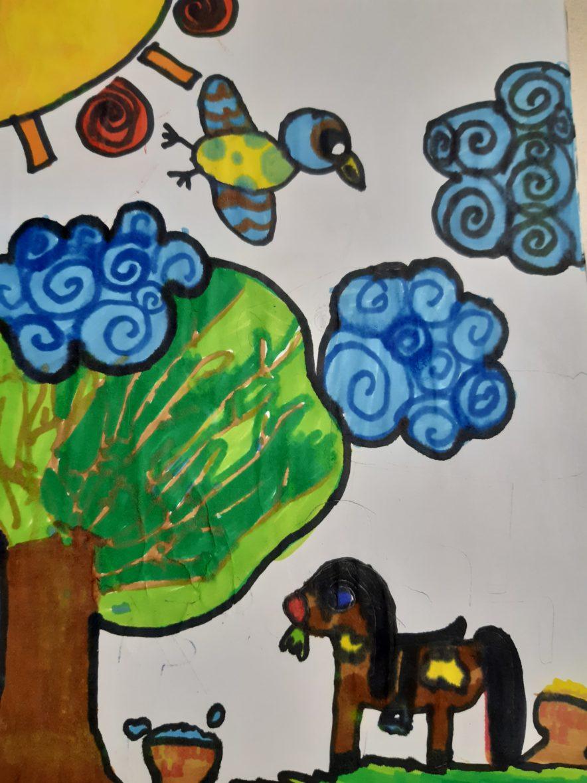 Keith Haring, artiste peintre