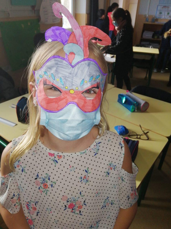 Masque plus masque= deux masques!